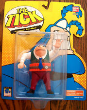 "1994--THE TICK ""Exploding Dyna-Mole"" (Action Figure) by Bandai [NIP]"