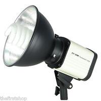 Illuminatore Studio Foto Video Lampada DayLight DynaSun CY25W 150W Luce Continua