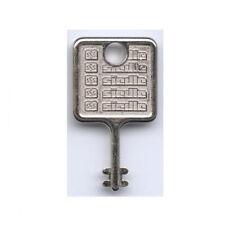 Siedle Vario-Schlüssel zum öffnen des Montagerahmen MR 511-xx bis MR 514-xx silb