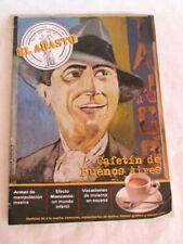 Carlos Gardel Argentina Tango Cafetin de Buenos Aires El Abasto magazine