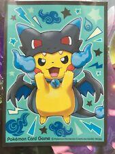 Pokemon Sleeves Cartes Pikachu  Neuf Scellé 65 Proteges cartes