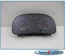 VW Golf MK4 98-03 Instrument clocks Speedo Clock Part no 1J0919931B