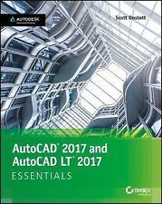 AutoCAD 2017 and AutoCAD LT 2017: Essentials by Onstott, Scott