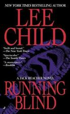Running Blind by Lee Child (2001, Paperback, Reprint)