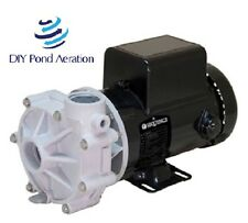Sequence PWR 1000 Series 11000GPH External Pump for Pond/Water Garden/ Waterfall