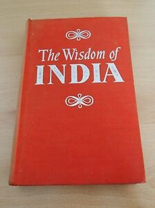 The Wisdom Of India   Edited by Lin Yutang