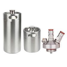 Erogatore di Birra in Acciaio Inox Macchine per la Spillatura Birra - 2L +