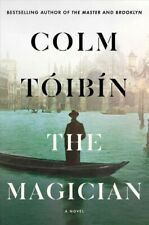 Magician, Hardcover by Toibin, Colm, Brand New, Free shipping in the US