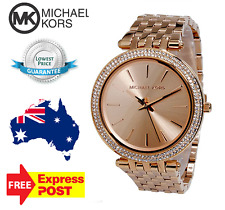 Michael Kors MK3192 Womens watch Darci Rose Gold Stainless Steel