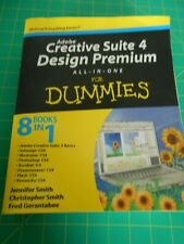 Adobe Creative Suite 4 Design Premium All-in-One For Dummies, Jennifer Smith