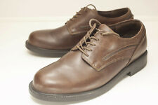 Dunham Burlington US 8.5 2E Brown Lace Up Men's Waterproof