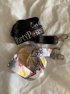 Total of 2 ID badge holder