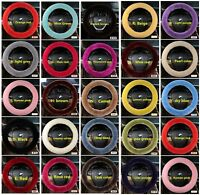 100/% Sheepskin Australian Wool Steering wheel cover winter warm Superior Quality