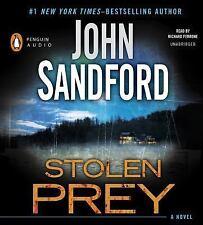Prey: Stolen Prey by John Sandford (2012, CD)