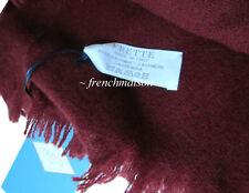 FRETTE ITALIAN 100% CASHMERE Luxury Light THROW BLANKET Christmas Gift New $950