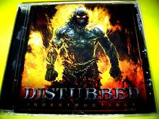 DISTURBED - INDESTRUCTIBLE / NEU & VERSIEGELT | Metal Shop 111austria