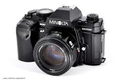 MINOLTA MAXXUM 9000 AF 35mm, body +AF lense 70-210  + MD-90 Motor Drive + case