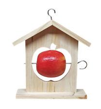 """Meisenknödelhalter """"Apfel"""", Vogelfutterstation, Futterspender, Futterstation NEU"""