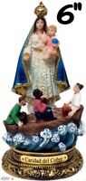 "Caridad Del Cobre 6"" - Our Lady Of Charity Religion & Spirituality NEW (CUBA)"