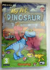 my pet dinosaurier pc cd-rom kinder spaß spiel nagelneu & ovp uk 3+