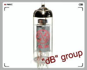 EL84 JJ-Electronic NUOVA NEW selezionata, testata equivalente alla 6BQ5