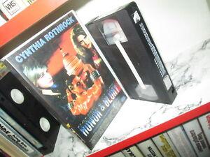 VHS - Honor & Glory - Cynthia Rothrock Rarität