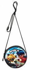 Be Miraculous Ladybug & Cat Noir Round Messenger Shoulder School Bag 14 cm