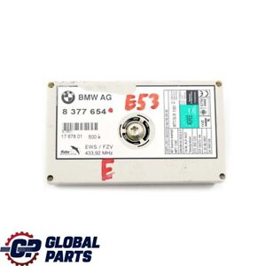 BMW X5 Lui E53 Vielfaltverstärker Amplificatore Eliminator 433MHZ 8377654