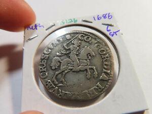 S126 Netherlands 1686 6 Stiver