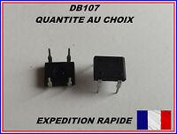 DB107 PONT DE DIODE 1A 1000V DIP 4