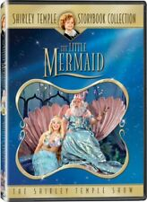 The Little Mermaid: Shirley Temple Storybook Collection (DVD, 2008)