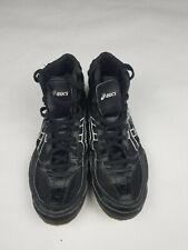 Asics Split Second Mens Black Wrestling Shoes - Size 11