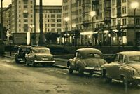 PKW DKW Auto Union Opel Rekord Borgward Berlin Stalinallee 5.9.1960