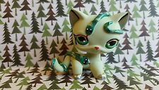 Madame Medusa Short Hair Cat * OOAK Hand Painted Custom Littlest Pet Shop