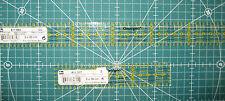 Patchwork Rollschneider-Lineal Prym Omnigrid verschiedene Größen