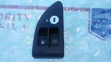 98-05 VW Passat Fuel Gas Lid Door Rear Trunk Release Button Switch Black Oem