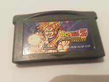 Dragon Ball Z El legado de Goku para Nintendo game boy advance pal España