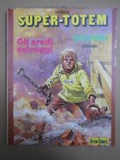 Collana Super Totem n°5 1984  Jeremiah di Hermann [MZ2]