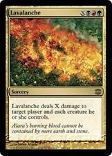 LAVALANCHE Alara Reborn MTG Gold Sorcery RARE