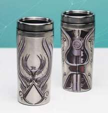 Tazza da viaggio thermos Assassin's Creed gauntlet travel mug 19 cm Paladone