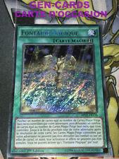 OCCASION Carte Yu Gi Oh FONTAINE MAGIQUE MP15-FR108 1ère édition