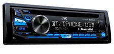 JVC KD-X340BTS Single DIN Bluetooth In-Dash Digital Media Car Stereo Receiver