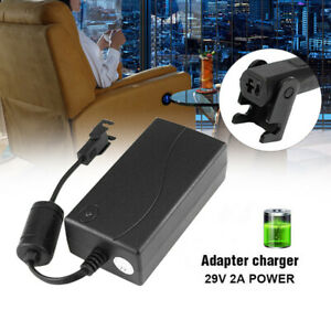 29V 2A AC/DC Power Supply Electric Recliner Sofa Chair Adapter Transformer Part