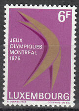 Luxembourg / Luxemburg 931** Olympia 1976 Montreal / Olympic Games