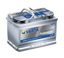 Batteria Auto VARTA Professional Dual Purpose AGM 95ah 850a VW Golf III Cabrio