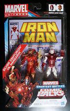 Marvel Universe  Greatest Battles Comic Pack Silver Centurion vs Mandarin