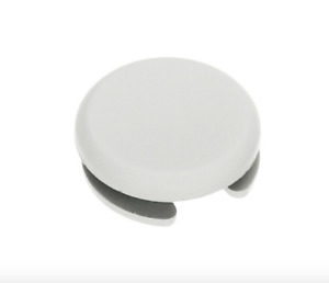 3DS / XL / New 3DS White Replacement Analog Caps for Joystick Controller Button