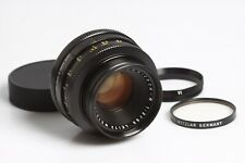 Leica Leitz Wetzlar Summicron-R 2/50 Leica-R Germany Lens
