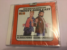 TRINITY GOES EAST (Alessandroni) OOP Hexacord Ltd Soundtrack Score OST CD SEALED