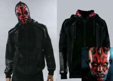 Darth Maul Hoodie L New Ecko Sweatshirt Star Wars costume cosplay mask vader